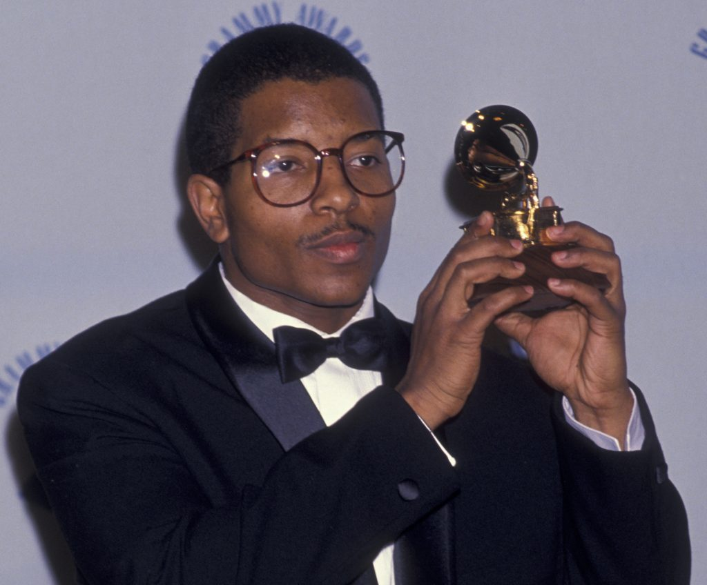 Young MC was the first solo rapper to win a Grammy