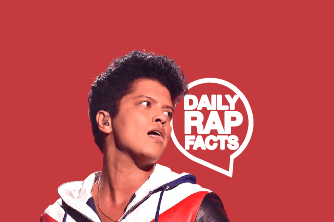 Bruno Mars Breaks a New Record as the First Artist go Diamond Five Times
