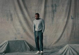 Kendrick Lamar Says He's Been Working On A New Sound