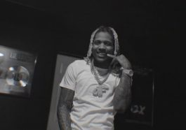 Lil Durk buys girlfriend India property and is working on his album