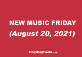 New Music Friday (August 20, 2021)