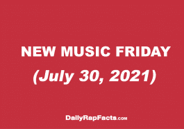 New Music Friday (July 30, 2021)