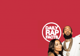 "The voice saying ""Victory Lap"" throughout Nipsey Hussle's 'Victory Lap' album is Lauren London"