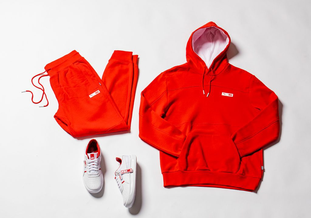 "Nipsey Hussle's ""TMC"" Puma Collection Releases"