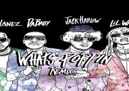 "Jack Harlow's ""WHATS POPPIN"" Remix has Arrived"